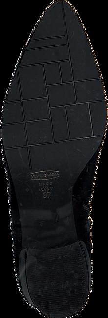 Zwarte OMODA Enkellaarsjes AF 50 LIS - large