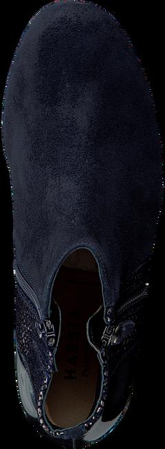 Blauwe HASSIA Enkellaarsjes 3484  - large