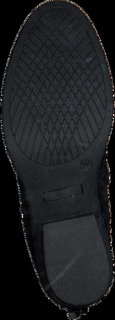 Zwarte SHABBIES Enkellaarzen 0216  - large