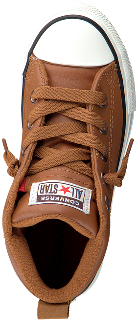Cognac CONVERSE Sneakers STREET RED ROVER-MID  - large