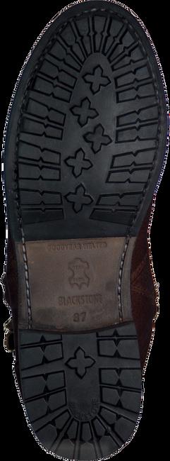 Bruine BLACKSTONE Lange laarzen KL88  - large