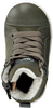 Groene OMODA Hoge sneaker OM120717  - small
