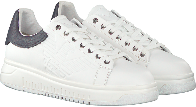 Witte EMPORIO ARMANI Sneakers X4X180 - large