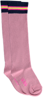Roze LE BIG Sokken TABRETT KNEE HIGH  - medium