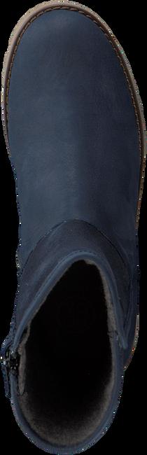 Blauwe OMODA Lange laarzen 3303  - large