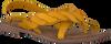 Gele LAZAMANI Sandalen 75.630  - small