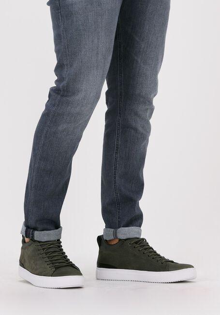 Groene BLACKSTONE Lage sneakers SG28  - large