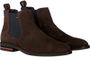 Bruine TOMMY HILFIGER Chelsea boots SIGNATURE HILFIGER CHELSEA  - small
