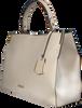 Beige LIU JO Handtas ISOLA SHOPPING BAG  - small