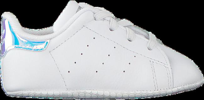 Witte ADIDAS Babyschoenen STAN SMITH CRIB  - large