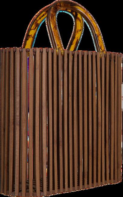 Bruine BECKSONDERGAARD Handtas WILLET BAG  - large