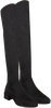 Zwarte HISPANITAS Overknee laarzen NADIA-I9  - small