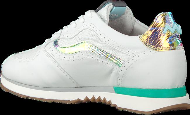 Witte FLORIS VAN BOMMEL Lage sneakers 85279  - large