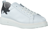 witte BRONX Sneakers 65828  - small