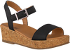 Zwarte UGG Sandalen MILLEY  - small