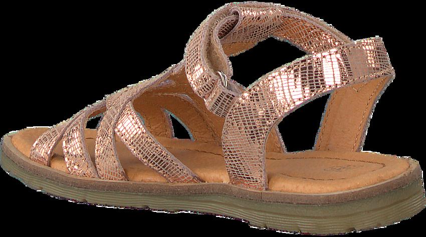 Roze APPLES & PEARS Sandalen FLORA  - larger