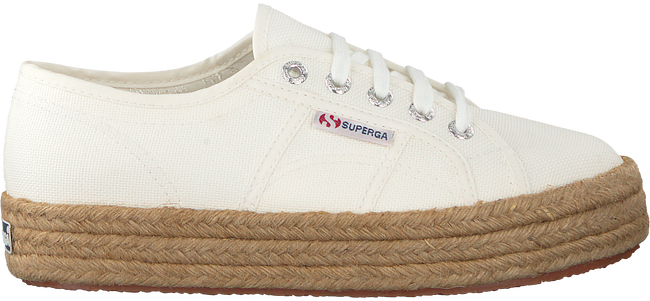 Witte SUPERGA Sneakers 2730 COTROPEW - large