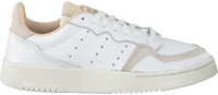 Witte ADIDAS Sneakers SUPERCOURT J  - medium