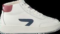 Witte HUB Hoge sneakers BASELINE-W MID  - medium