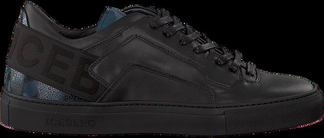 Zwarte ICEBERG Sneakers EIU723E  - large