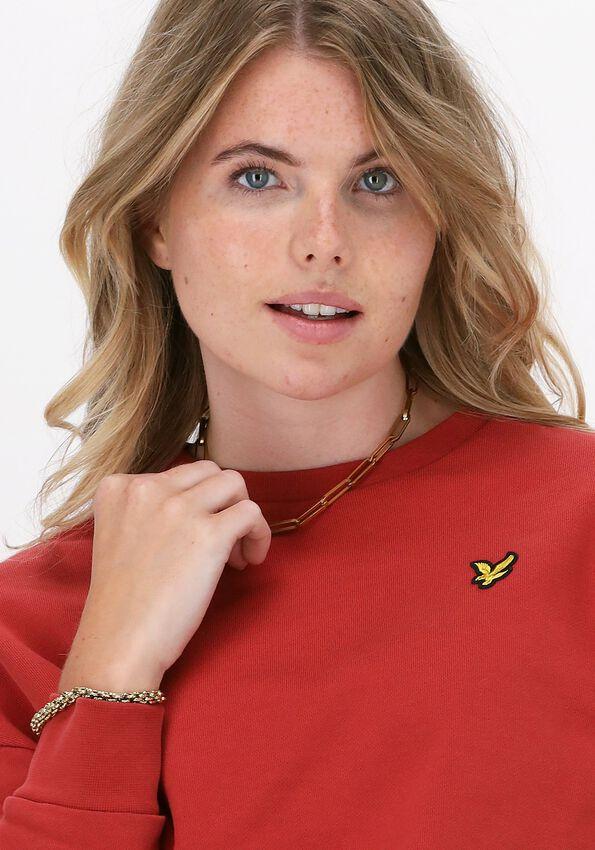 Rode LYLE & SCOTT Sweater OVERSIZED SWEATSHIRT  - larger