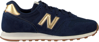 Blauwe NEW BALANCE Lage sneakers WL373  - medium
