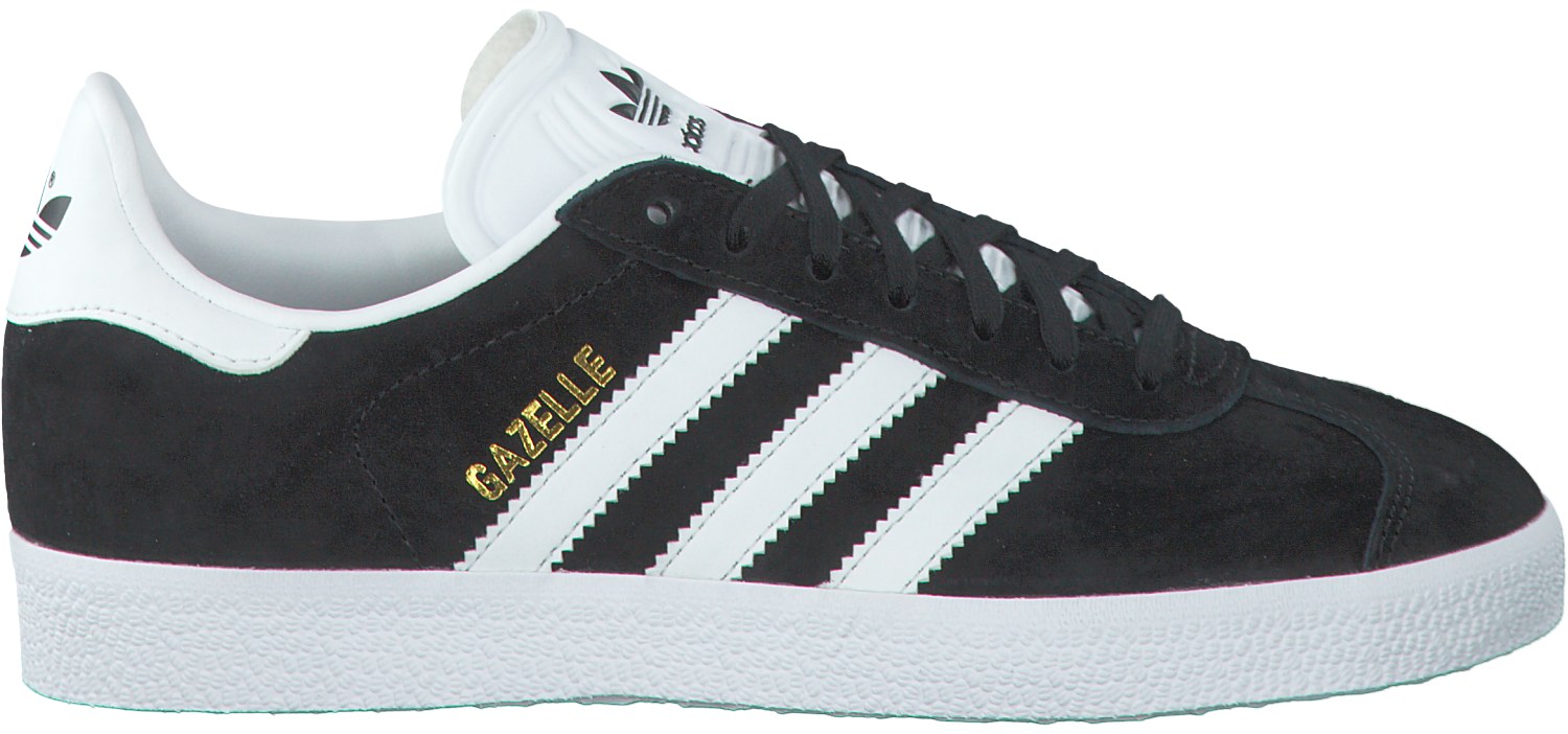 watch b05da d2931 Zwarte ADIDAS Sneakers GAZELLE DAMES - large. Next