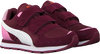 Rode PUMA Lage sneakers VISTA V PS  - small