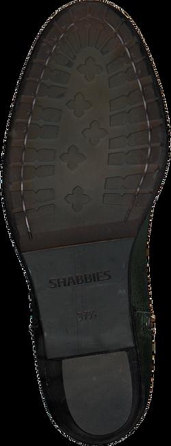 Groene SHABBIES Enkellaarsjes 182020093 - large