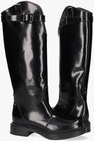 Zwarte JANET & JANET Hoge laarzen 02150  - medium