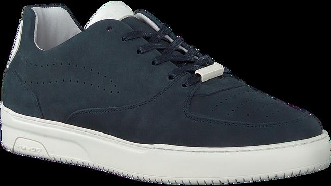 Blauwe REHAB Lage sneakers THABO II NUB  - large