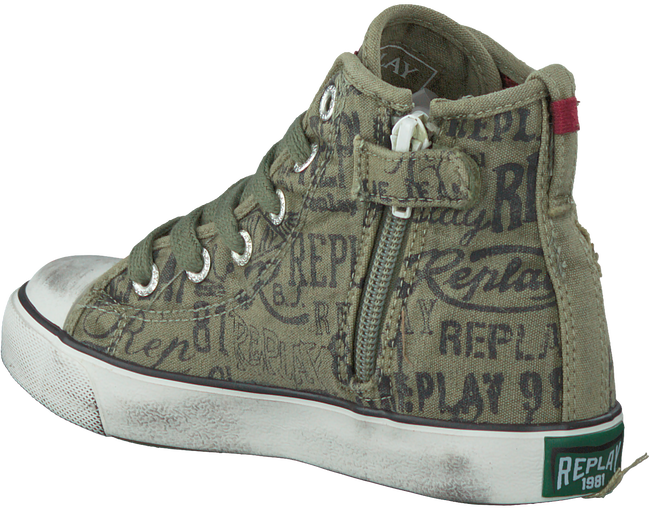 REPLAY SNEAKERS KING GEORGE - large