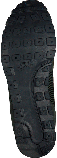 Groene NIKE Sneakers MD RUNNER HEREN - large