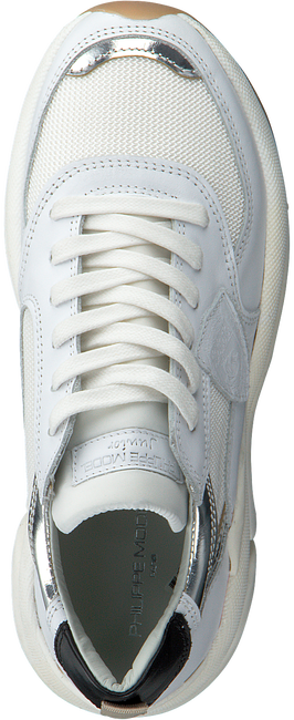 Witte PHILIPPE MODEL Lage sneakers EZE L JUNIOR  - large