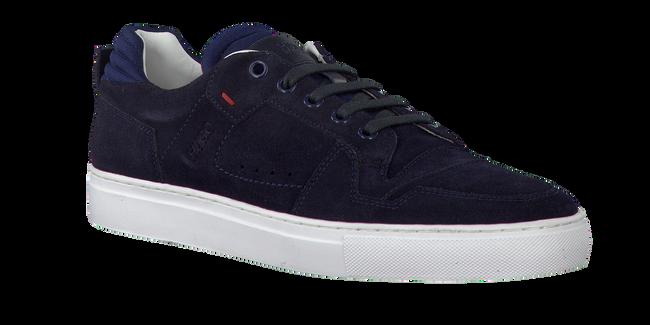 Blauwe HUGO BOSS Sneakers FULTERO  - large