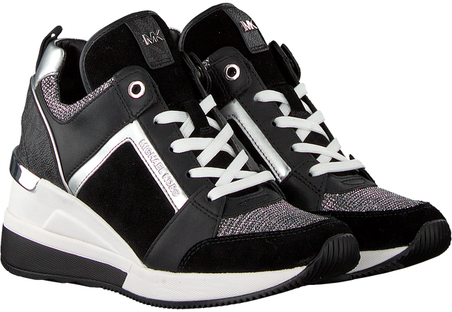 Zwarte MICHAEL KORS Sneakers GEORGIE TRAINER - large