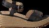 Zwarte UNISA Sandalen KOKO - small