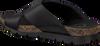 Zwarte PANAMA JACK Slippers SALMAN C4 - small