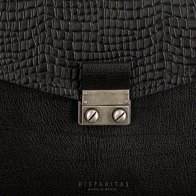 Zwarte HISPANITAS Handtas HI87360 - large