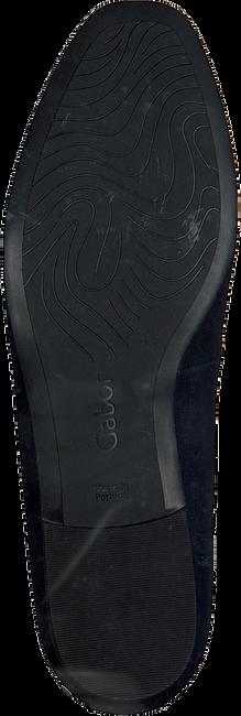 Blauwe GABOR Loafers 210 - large