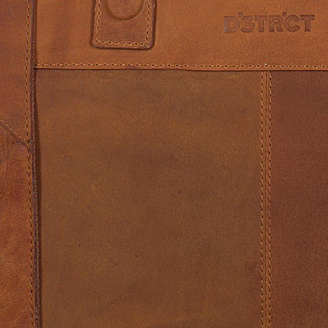 Cognac DSTRCT Overig BUSINESS LAPTOP 15,6 INCH - large