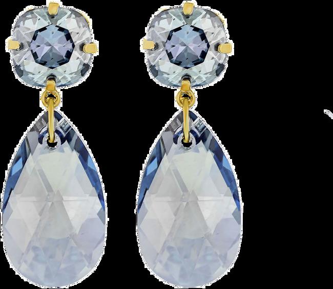 Blauwe JEWELLERY BY SOPHIE Oorbellen DOUBLE GLAMOUR EARRINGS - large