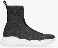 Zilveren MOSCHINO Hoge sneaker SOCK SNEAKER TEDDY BEAR  - medium