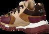 Bruine TORAL Sneakers 11101  - small