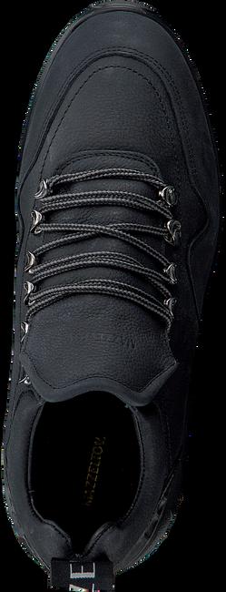 Zwarte MAZZELTOV Sneakers MNAGO106.04OMO1  - large