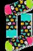 Multi HAPPY SOCKS Sokken FUNNY CAT  - small