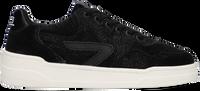Zwarte HUB Lage sneakers COURT-Z  - medium