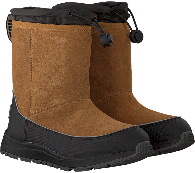 Camel UGG Enkelboots KIRBY WEATHER - large