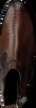 Bruine GABOR Enkellaarsjes 742.1  - small