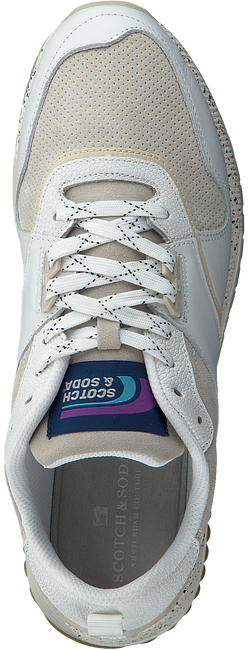 Witte SCOTCH & SODA Sneakers VIVEX  - large